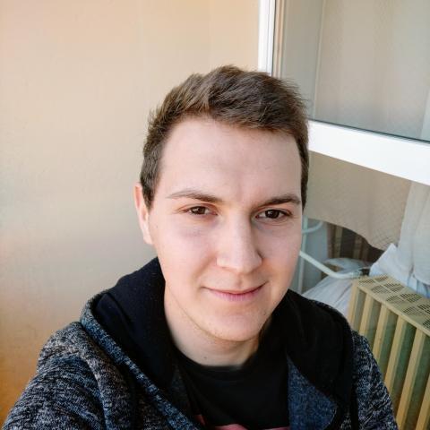 Dániel, 23 éves társkereső férfi - Pécs