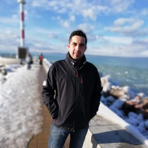 Miki, 36 éves társkereső férfi - Siófok