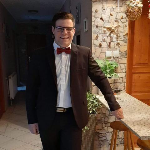 Márk, 19 éves társkereső férfi - Csákvár
