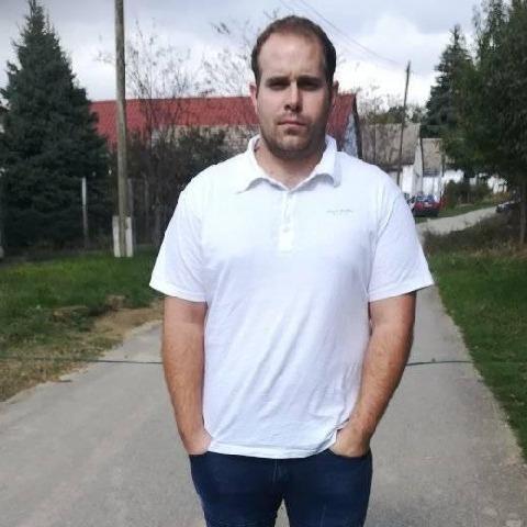 Patrik, 27 éves társkereső férfi - Kisnyárád