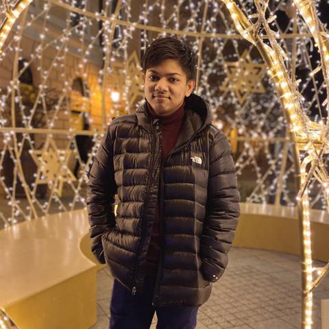 Fahim, 21 éves társkereső férfi - Debrecen