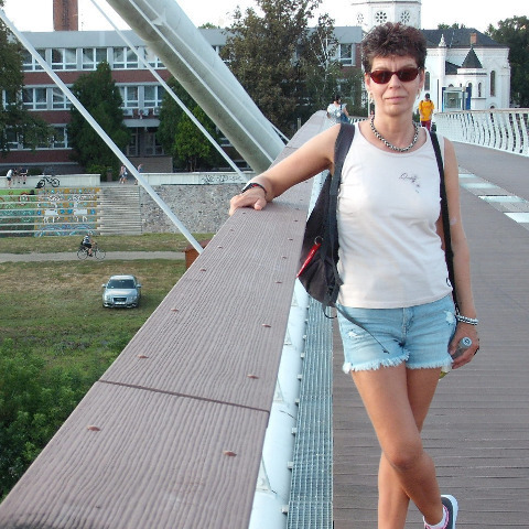Henriett, 46 éves társkereső nő - Szeged