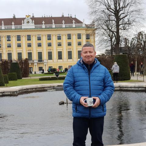 Dani, 46 éves társkereső férfi - Dunaföldvár