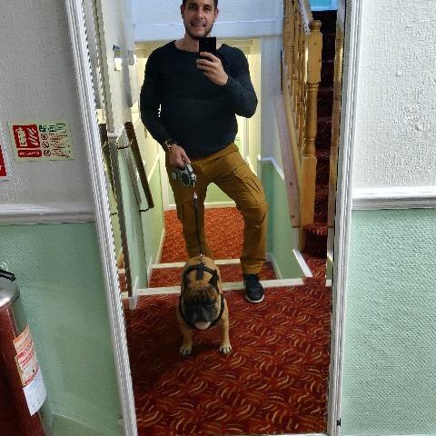 Tamás, 37 éves társkereső férfi - Budapest