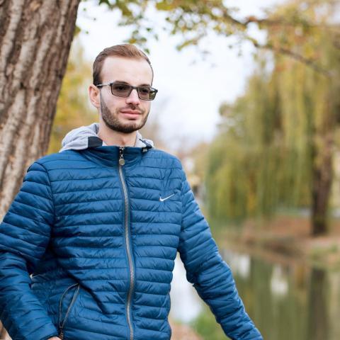 Marcell, 22 éves társkereső férfi - Elek