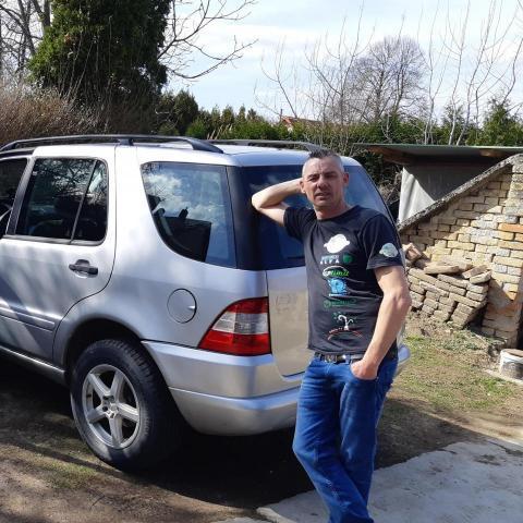 Szabolcs, 45 éves társkereső férfi - Hőgyész