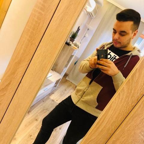 Máté, 24 éves társkereső férfi - Debrecen