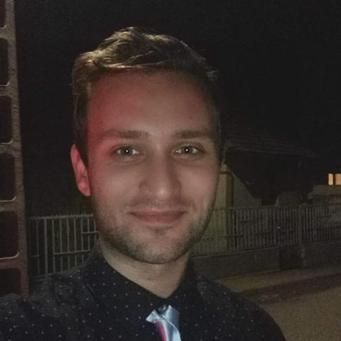 Márk, 23 éves társkereső férfi - Miskolc