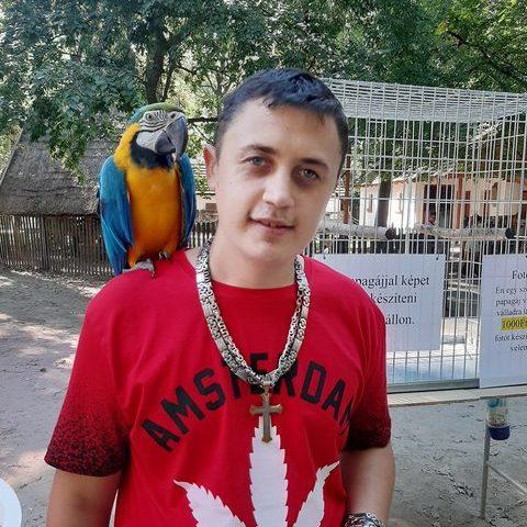 Krisztián, 25 éves társkereső férfi - Szeged