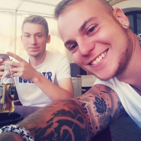 Bálint, 24 éves társkereső férfi - Zalaszentgrót