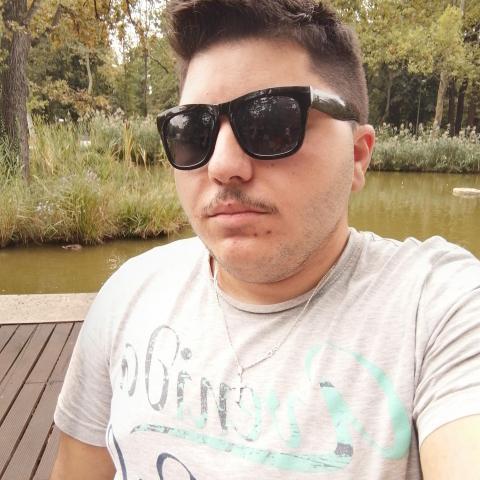 István Márk, 19 éves társkereső férfi - Hajdúsámson