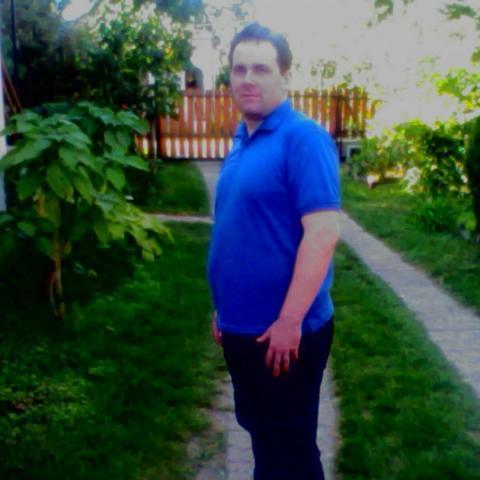 Péter, 40 éves társkereső férfi - Pázmánd