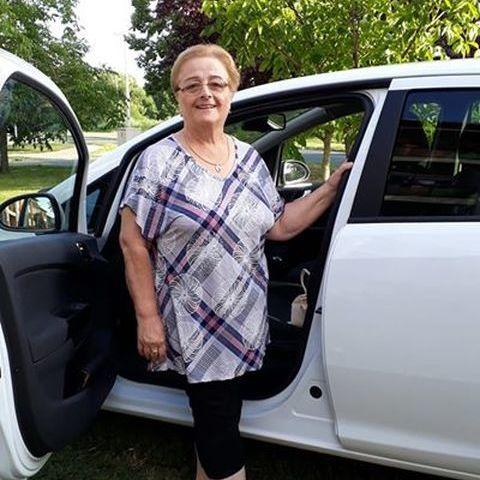 Zsóka, 67 éves társkereső nő - Nyírbátor