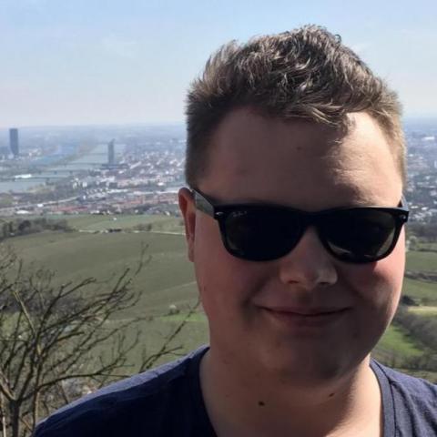 David, 27 éves társkereső férfi - Wien