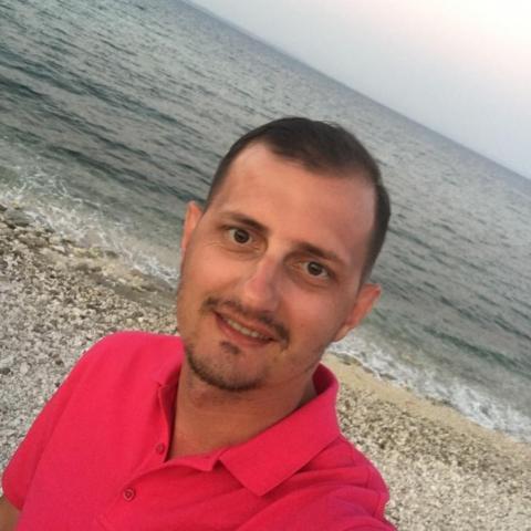Andras, 37 éves társkereső férfi - London