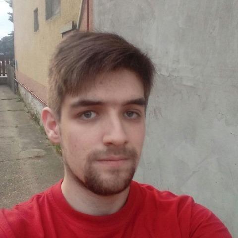Andris, 22 éves társkereső férfi - Gyál