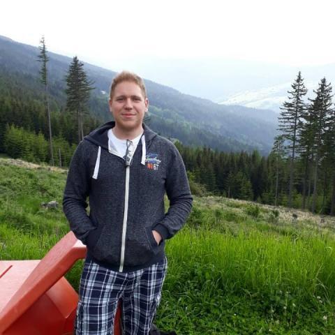 Ricsi, 29 éves társkereső férfi - Sopron