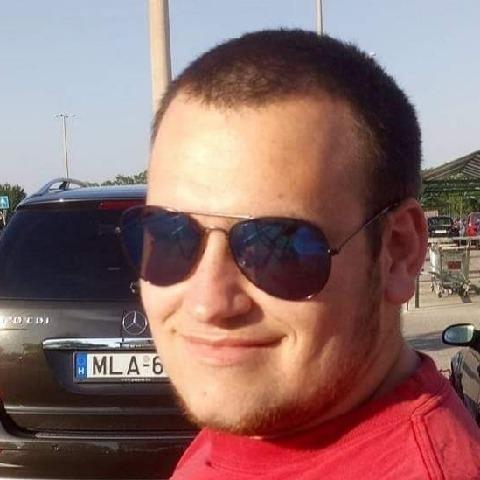 André, 25 éves társkereső férfi - Szigetszentmiklós