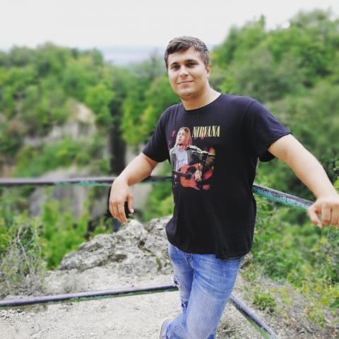 Martin, 22 éves társkereső férfi - Szamosbecs