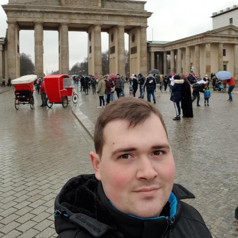 Dávid, 25 éves társkereső férfi - Miskolc