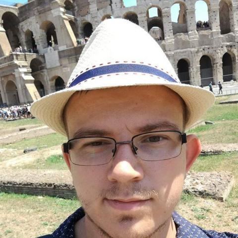 Patrik, 24 éves társkereső férfi - Miskolc