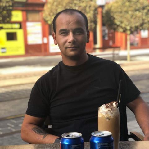 András, 33 éves társkereső férfi - Miskolc