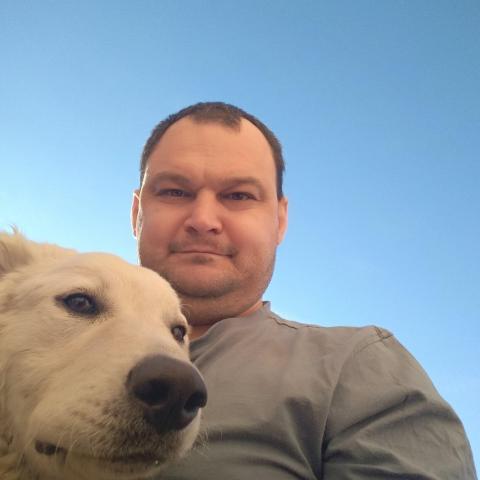 Péter, 41 éves társkereső férfi - Heves