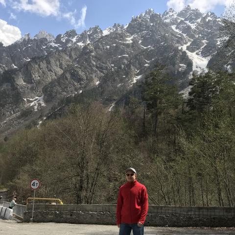 Roman, 30 éves társkereső férfi - Moszkva