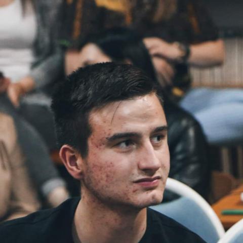 Huni, 20 éves társkereső férfi - Kolozsvár