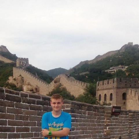 Viktor, 21 éves társkereső férfi - Tatabánya