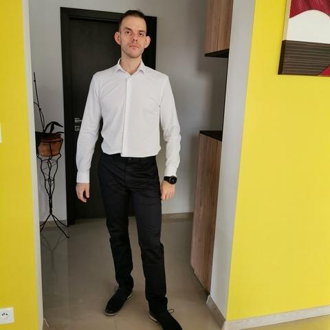 Dávid, 30 éves társkereső férfi - Dunajsky Klatov