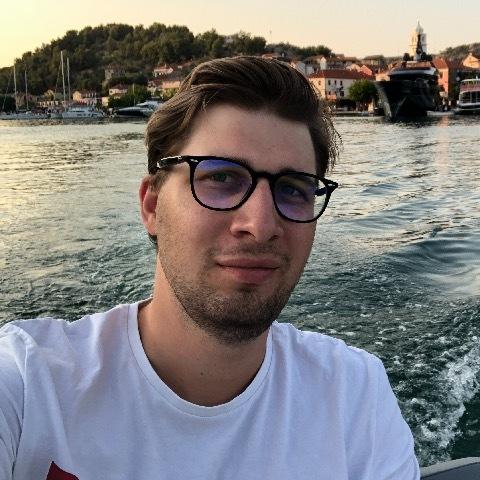 Balázs, 24 éves társkereső férfi - Szeged