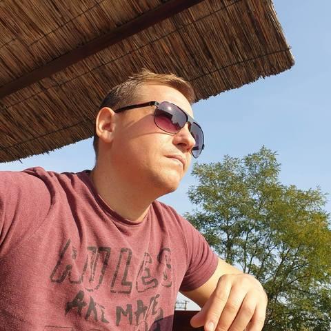 Tamás, 36 éves társkereső férfi - Mátészalka