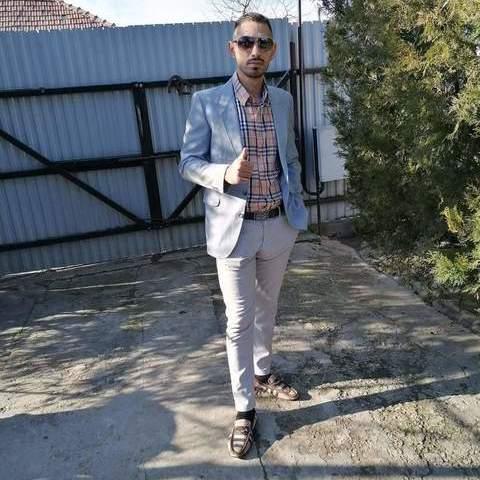 Romeo, 27 éves társkereső férfi - Szakony