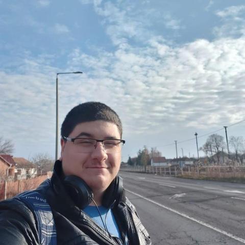 Zoltán, 23 éves társkereső férfi - Nyírábrány