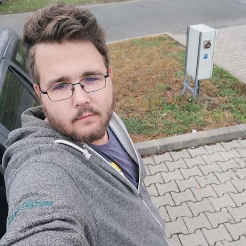 Csaba, 22 éves társkereső férfi - Hosszúhetény