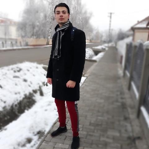Dávid, 27 éves társkereső férfi - Porcsalma