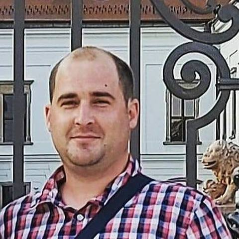 Bálint, 32 éves társkereső férfi - Pápa