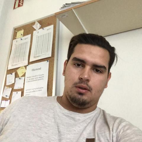 János, 22 éves társkereső férfi - Sátoraljaújhely