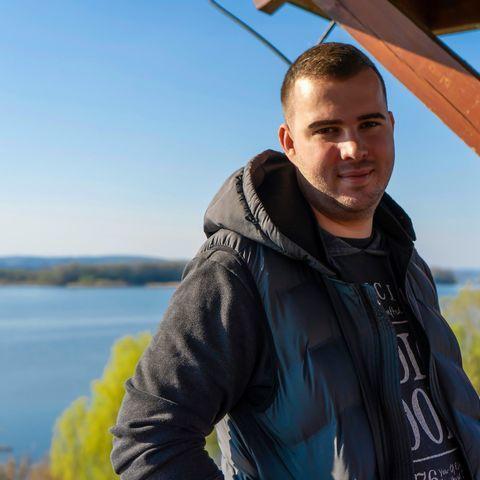 Balázs, 24 éves társkereső férfi - Keszthely