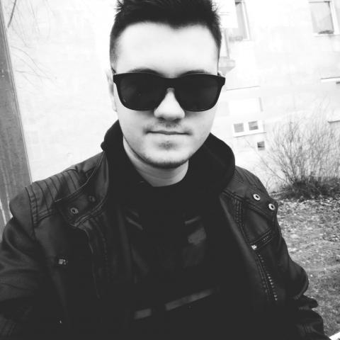 Gábor, 20 éves társkereső férfi - Győr