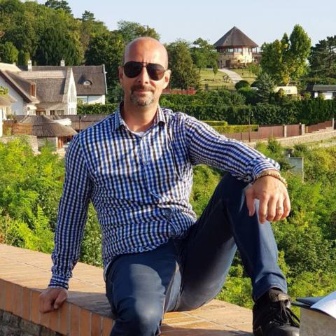 Tamás, 45 éves társkereső férfi - Budaörs