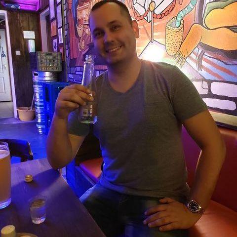 Tamás, 35 éves társkereső férfi - Debrecen