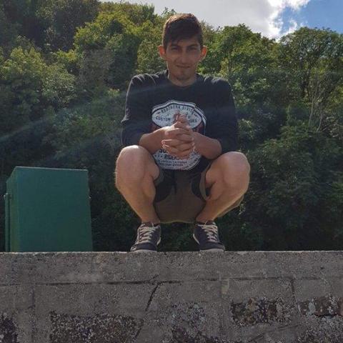 Márk, 26 éves társkereső férfi - Ózd