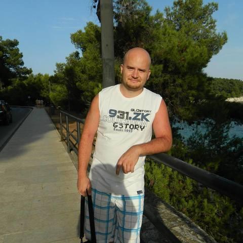 Gábor, 38 éves társkereső férfi - Szirmabesenyő