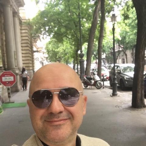 George, 62 éves társkereső férfi - berlin