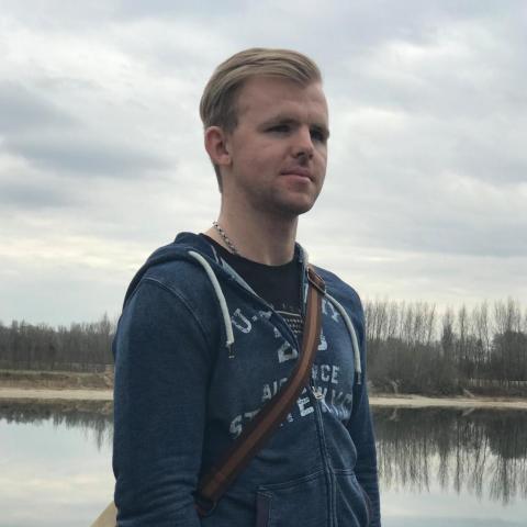 Gergõ, 24 éves társkereső férfi - Győr