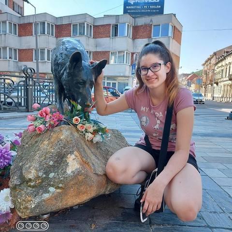 Klaudia, 16 éves társkereső nő - Tatabánya
