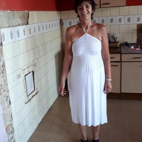 Erzsébet, 56 éves társkereső nő - Óhid