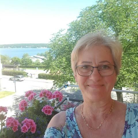 Erika, 61 éves társkereső nő - Stockholm